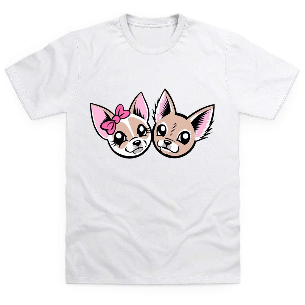 T-Shirt Me Contro Te Kira e Ray 12//14 Anni