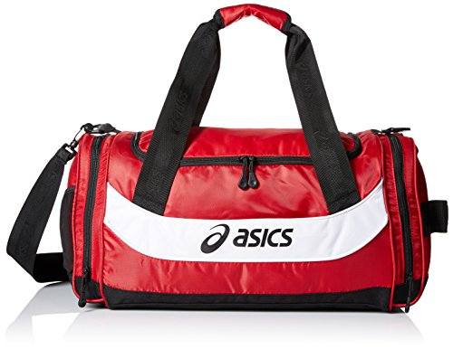 Unisex Small Edge S Bag Red Duffle Duffle Asics O HqOTZ4c4R