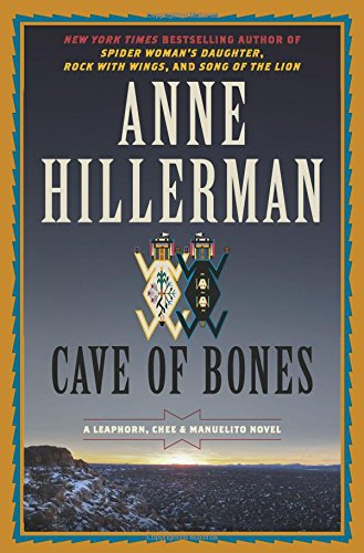 Image of Cave of Bones (A Leaphorn, Chee & Manuelito Novel)