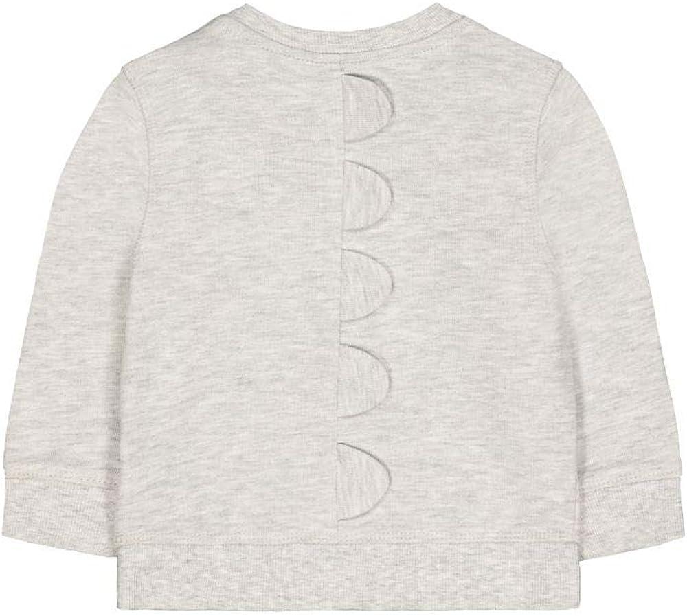 Mothercare MB St Roar Dino Sweat-Lb T-Shirt Unisex-Bimbi