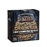 A-MAZE-N AMNP2-STD-0006 100% Premium Wood BBQ