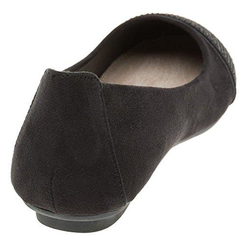 XTI 27464 Mujer Zapatos Negro Negro