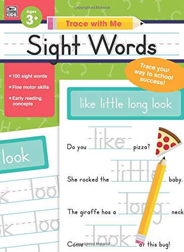 Sight Words (Trace with Me)