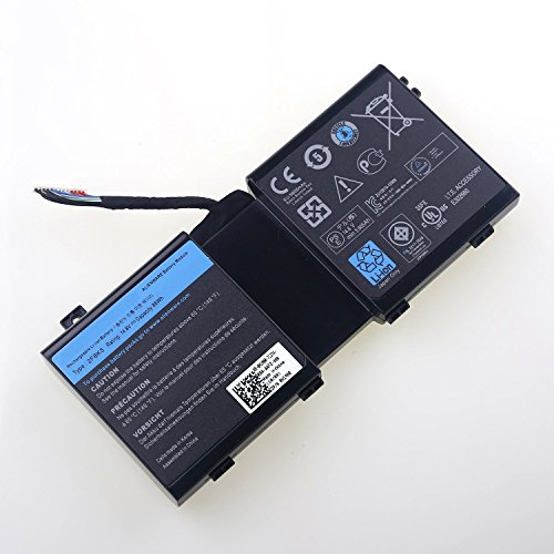 Nb-battery 14.8v 86wh Laptop Battery 2f8k3 for Dell Alienware 17 17x M17x R5 18 18x M18x R3 Series 02f8k3 Kj2px 0kj2px G33tt 0g33tt