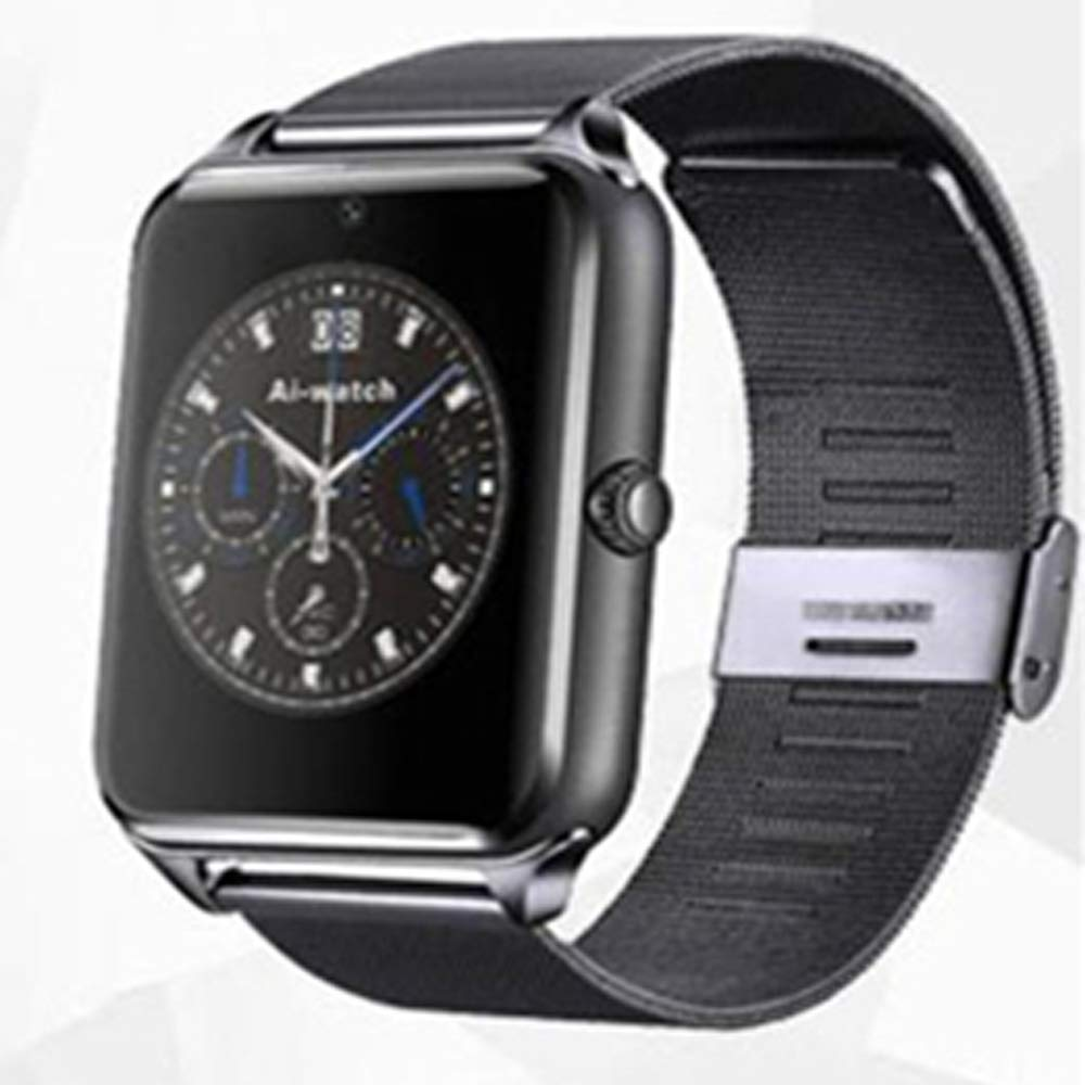 Amazon.com: Z60 Smart Watch Bluetooth Android iOS Phone Call ...