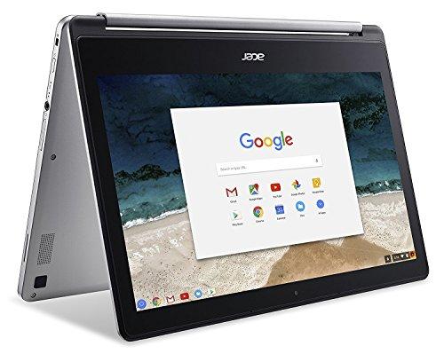 Acer Chromebook R 13 Convertible, 13.3-inch  Full HD Touch, MediaTek MT8173C, 4GB LPDDR3, 32GB, Chrome, CB5-312T-K5X4