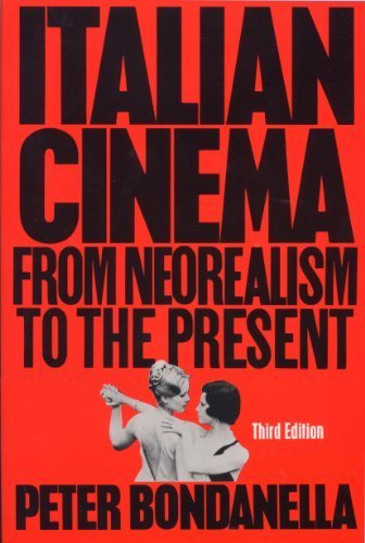 Download Italian Cinema: From NeoRealism to the Present (Ungar Film Library) pdf epub