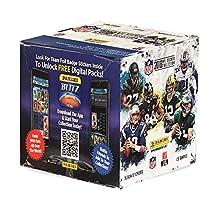 Caja con 50 sobres (250 estampas) NFL Strickers 2018
