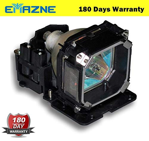 Replacement Lt57lp - Emazne LT57LP/50021668 Projector Replacement Compatible Lamp with Housing for NEC LCD LT154 LT155 LT156 LT157 LT158 NEC LT154G LT155G LT156G LT157G LT158G