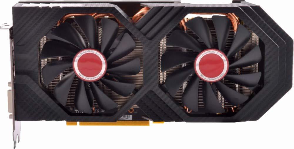 Amazon.com: XFX – Tarjeta gráfica AMD Radeon RX 580 GTS ...