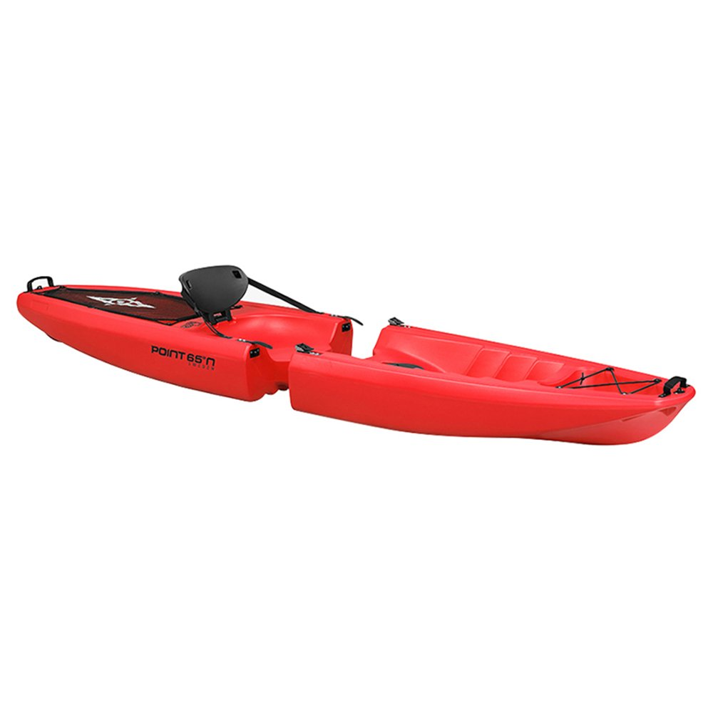 Point65°N Falcon Solo Kayak rígido modulable (Separable) Adulto ...