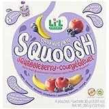 Kids Gourmet Kids Gourmet Squabbleberry, 6-Pack