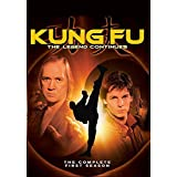 Kung Fu: The Legend Continues: The Complete First Season by David Carradine