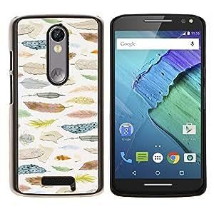 Stuss Case / Funda Carcasa protectora - Selección de Ornitología - Motorola Moto X ( 3rd Generation )