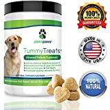 Tummy Treats, Best Probiotics for Dogs, Helps Dog Diarrhea, Dog Bad Breath, Constipation. Safe All Natural Dog Probiotics, Digestive Enzymes for Dogs, Relieves Allergies, Hot Spots. 120 Soft Chews