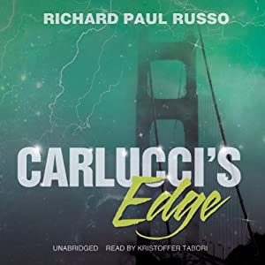 Carlucci's Edge Audiobook