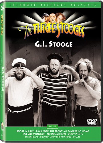 Three Stooges - G.I. Stooge -