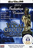 DVD : The Vocal Group Hall of Fame 2001 Induction Concerts
