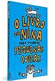 capa de O Livro Da Nina Para Guardar Pequenas Coisas