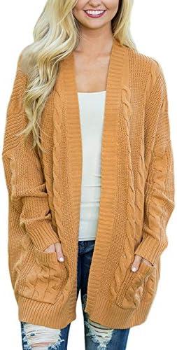 Dokotoo Womens Fashion Cardigans Sweater