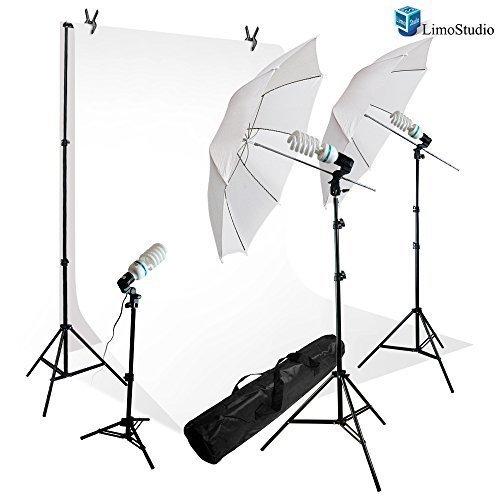 LimoStudio Lighting Backdrop Background Portrait