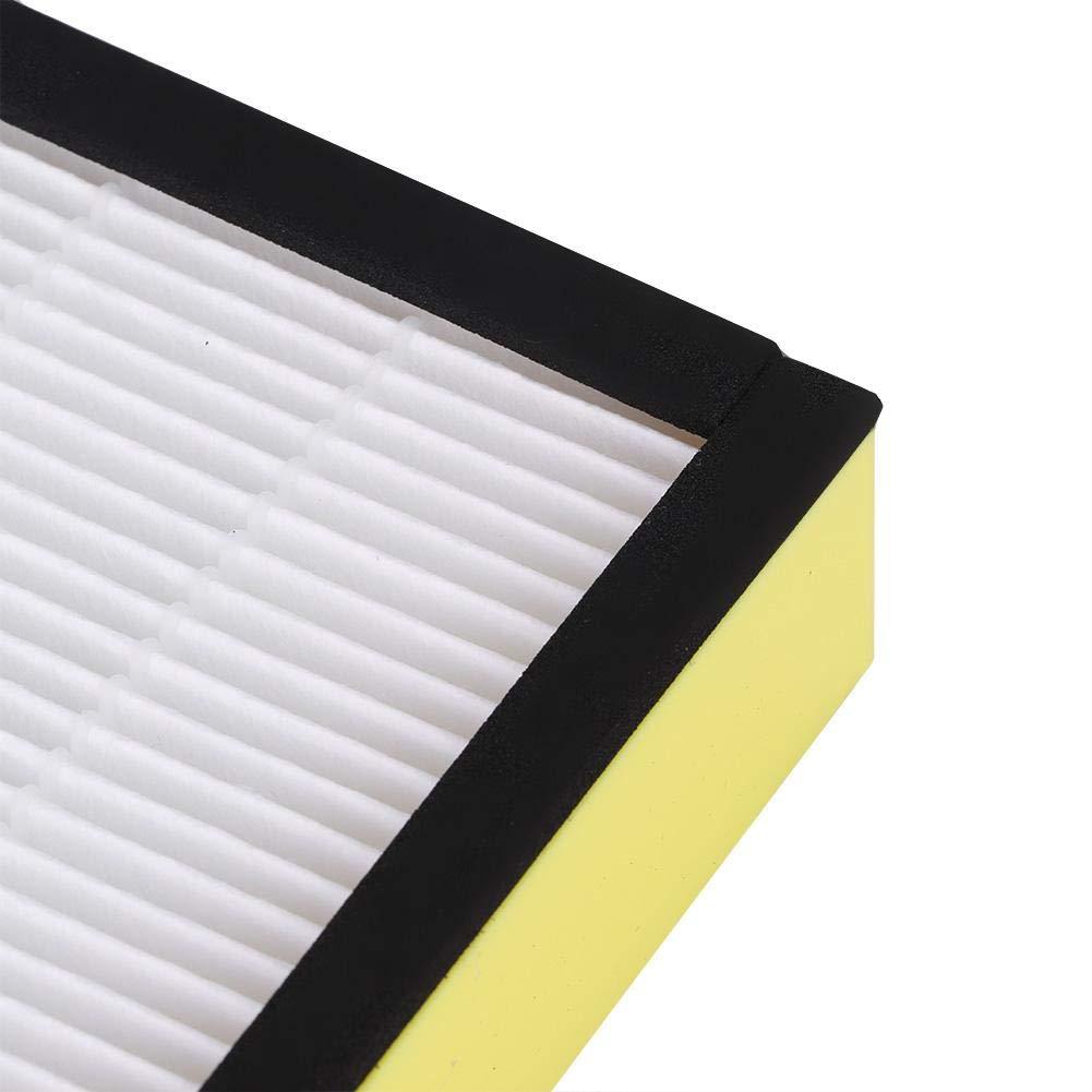 para purificadores de aire dom/ésticos piezas de repuesto del filtro de aire Filtro de repuesto HEPA malla de filtro de aire de polvo Absorbe las trampas del olor