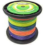 1000m Fishing Line PE Super Braids Braided Line Multicolor