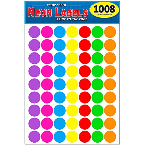 Pack of 1008 1-inch
