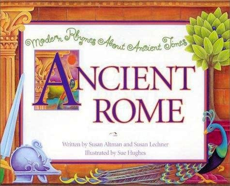 Ancient Rome (Modern Rhymes About Ancient Times) PDF