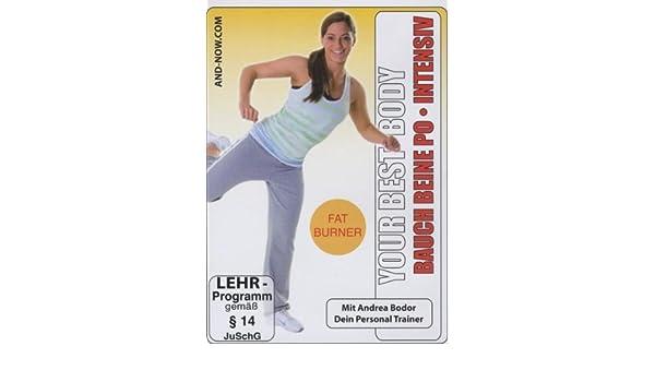 Amazon.com: Your Best Body/Bauch Beine Po Intensiv [Import ...