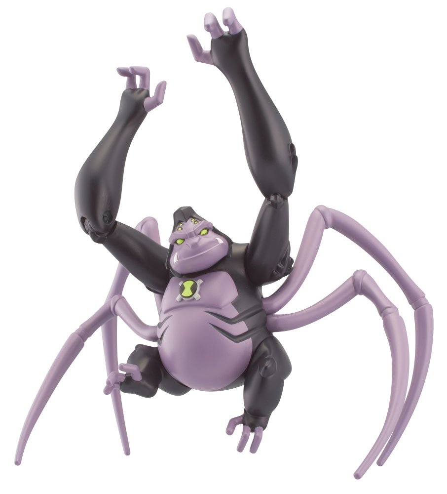 ben 10 ultimate spidermonkey toy