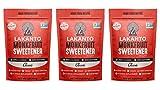 Lakanto Monkfruit 1:1 Sugar Substitute | NON GMO Classic White, 1 Ibs (Pack Of 3)