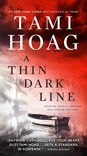 - A Thin Dark Line: A Novel (Doucet Book 3)