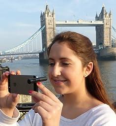 Ampridge MightyMic S iPhone Shotgun Video Microphone MMS