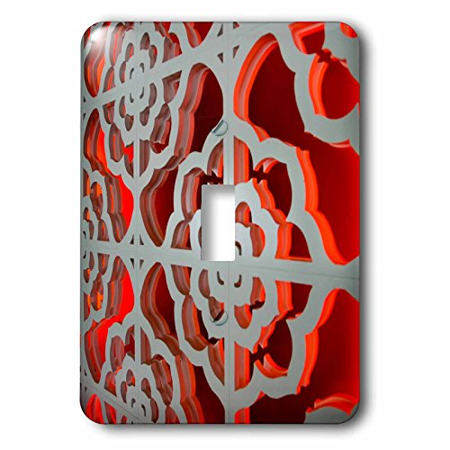 Danita Delimont - Abstract - Wall pattern, Palm Springs, California, USA. - Light Switch Covers - single toggle switch - Palm Outlet Spring California