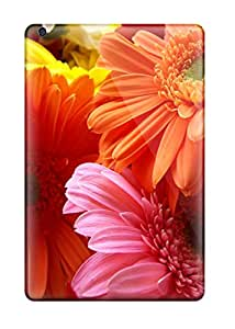 High Grade Flexible Tpu Case For Ipad Mini 2 - Flower 1691513J56185075