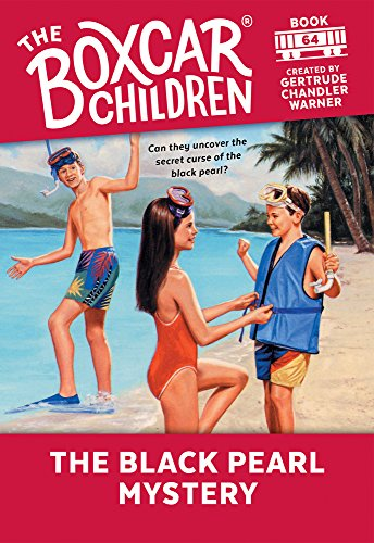 The Black Pearl Mystery (The Boxcar Children Mysteries)