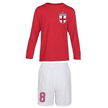 Print Me A Shirt Juego de Camiseta y Pantalones Cortos de fútbol ...