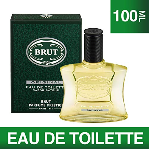 Brut Original Edt Spray for Men, 3.38 Ounce ()
