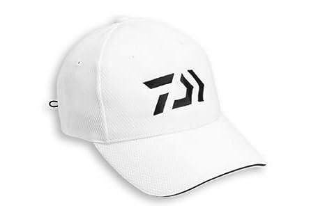 0ec33e33ea67d Amazon.com   Daiwa Vector Colored Cap (White)   Sports   Outdoors