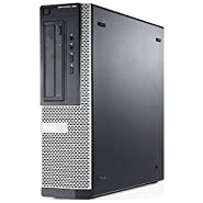Dell Optiplex Small Form Factor High Performance Business Desktop Computer (Intel Quad-Core i5-2400 3.1GHz, 8GB RAM, 1TB HDD, DVDRW, Windows 7 Professional) (Certified Refurbished)