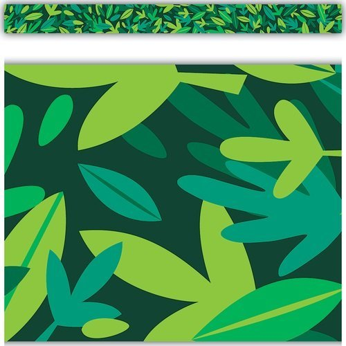 Leaves Border - 3