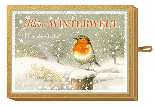 Advent klitzeklein: Marjolein Bastin - Kleine Winterwelt: (Verkaufseinheit)