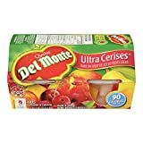 Del Monte Very Cherry Fruit 4 x 112ml (Pack of 6)