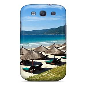 Lmf DIY phone caseGalaxy Cover Case - Summer Resort Recreation Protective Case Compatibel With Galaxy S3Lmf DIY phone case