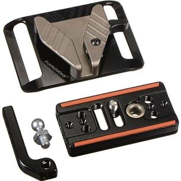 ProMediaGear SH1 cinturón Holster con Esfera, pah1 Adaptador de ...