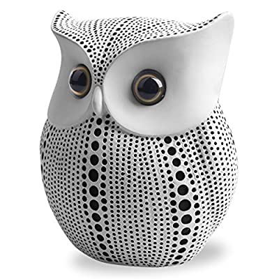APPS2Car Statue Owl Stand for Home Decor