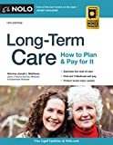 img - for Long-Term Care: How to Plan & Pay for It book / textbook / text book