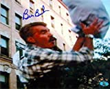 Autographed Bill Buckner Picture - 8x10 1986 World Series Error Red Sox Curb Your Enthusiasm Image #2 Baby Catch