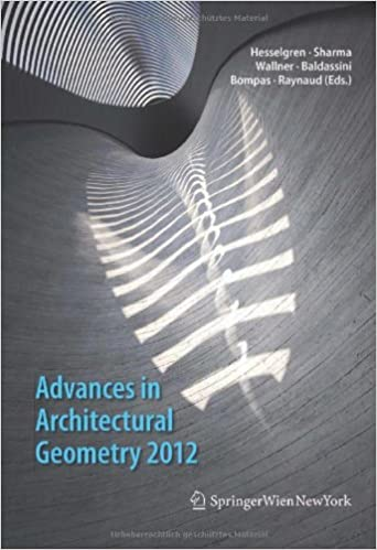Book Advances in Architectural Geometry 2012